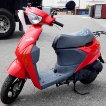 Suzuki Lets 5