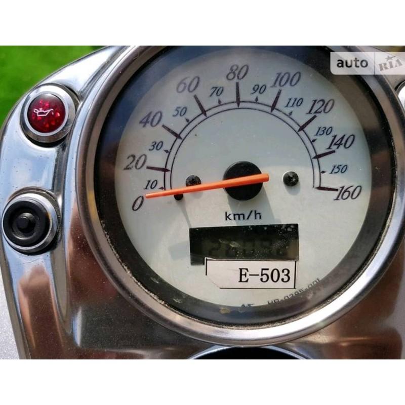 Honda Shadow 400сс 2002 р.в