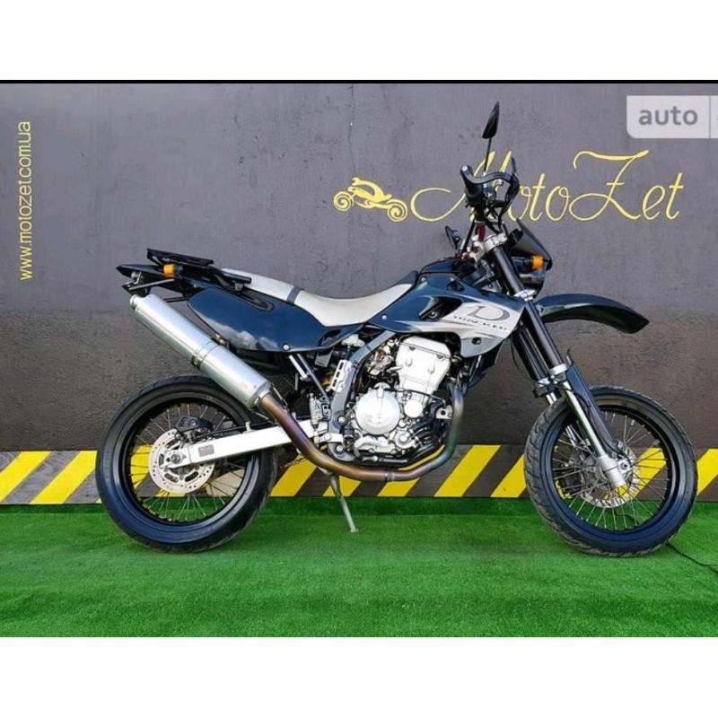 Kawasaki D-Tracker 250 - 2005 р.в.